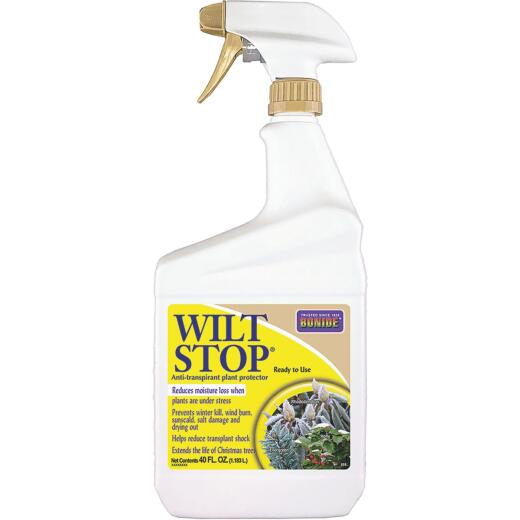 Bonide Wilt Stop 40 Oz. Ready To Use Trigger Spray Plant Protector